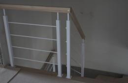 Balustrady drewno-chromonikiel Podkarpackie