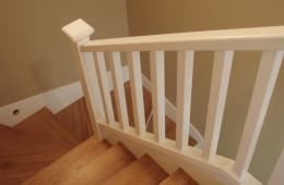 Rzeszów balustrady drewniane
