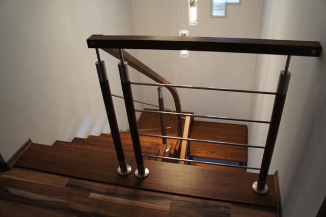 schody boguchwała