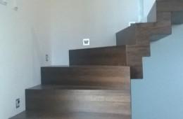 schody dywanowe Podkarpacie ciemne