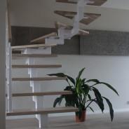 Schody konstrukcja metalowa Rzeszów