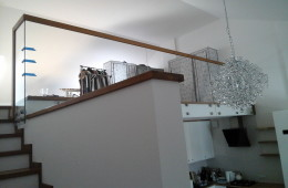 Szklane  balustrady Rzeszów