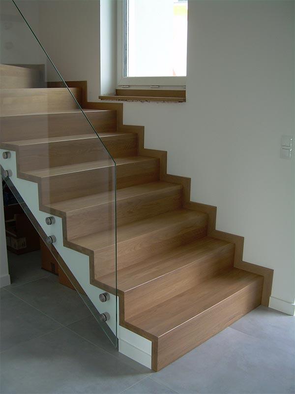 schody beton dywanowe