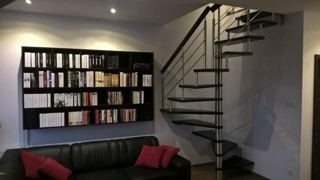 schody zgłobień