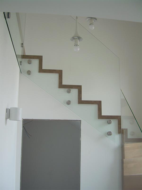elegancka balustrada