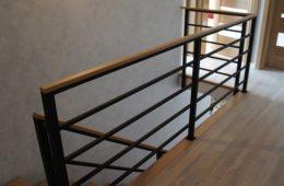 Balustrada schody loftowe Rzeszów